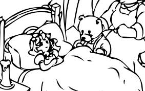 Bear Coloring Pages Preschool Cool And The Three Bears Coloring Coloring Pages For
