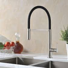 Best Kitchen Taps Sinks Surfaces Images On Pinterest - Brushed steel kitchen sinks