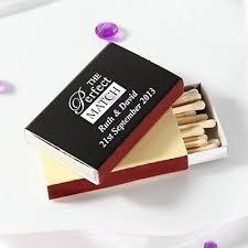 personalized wedding matches 34 best wedding matchboxes images on wedding stuff
