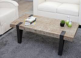 Wohnzimmer Tisch Xxl Hwc A15b Wohnzimmertisch Tanne Holz Rustikal Massiv 40x120x60cm