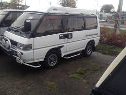 mitsubishi wagon 1990 silk road autos delica and hiace van importer vancouver bc canada