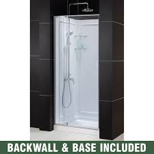 36 Shower Doors Dl 6132 Flex Frameless Pivot Shower Door 36 By 36 Single