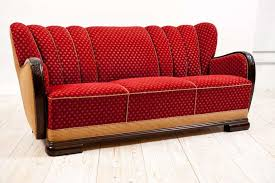 deco sofa deco sofa frame in mahogany c 1830 at 1stdibs