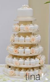 mini wedding cakes wedding cakes by tina k