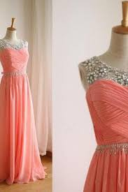 peach prom dresses on luulla