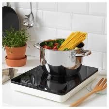 induction cuisine tillreda portable induction hob white ikea