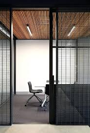 office design office wall divider ideas full height partitions