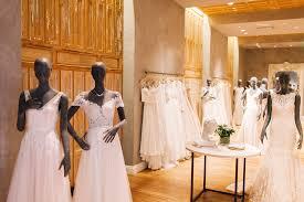 Wedding Dress Store I Said Yes To The Dress Bhldn Houston Bridal Salon Livvyland