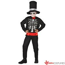 boys u0027 day of the dead costume kids u0027 costumes morphcostumes us