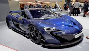 mclaren p1 price geneva motor show mclaren p1 pimped with a 200 000 paint job and
