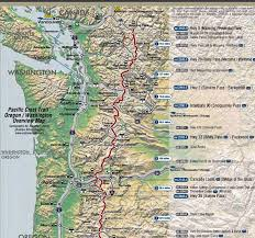 Washington Oregon Map by Decision Time U2026where To Go Next So Many Mountains So Little Time