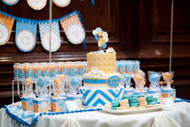 Baby Shower Table Centerpieces by Baby Shower Table Ideas Boy Baby Shower Diy