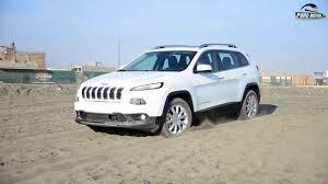 jeep ads 2017 jeep cherokee limited analisis y prueba divemotor puromotortv pe