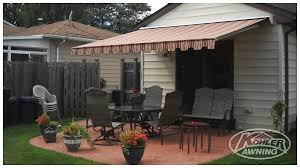Retractable Waterproof Awnings Retractable Awnings Kohler Awning