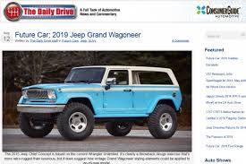 jeep wagoneer concept fake news