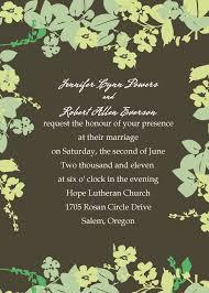 exquisite wedding invitations
