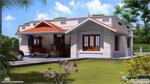 brick home designs south indian style house home 3d exterior design youtube