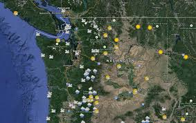 Astoria Oregon Map by Oregon Hikers U2022 View Topic Saturday May 23 Weather Map Mostly
