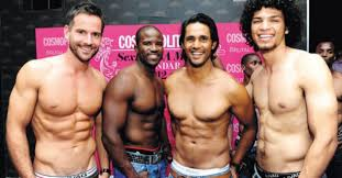 men calendar hey feel the 3d printed abs in cosmopolitan south africa s