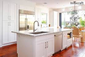 white kitchen cabinets ideas 10 budget kitchen ideas with white shaker cabinets in 2020