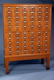 library bureau card catalog national museum of american history