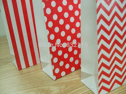 wrapping supplies 24 new year stripes gift bags with handles wrapping supplies