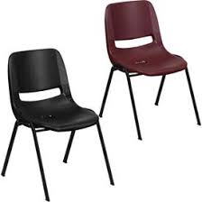 Plastic Stackable Chairs Stackable Chairs Globalindustrial Com
