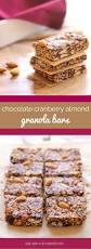 Chewy Almond Butter Power Bars Foodiecrush Com by 50 Best Healthy Granola Bar Recipes Images On Pinterest Healthy