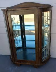 Glass Display Cabinet Perth Display Cabinet In Perth Region Wa Antiques Art U0026 Collectables