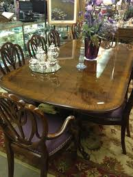 Drexel Heritage Dining Room Set Dining Room Lovely Rectangular Drexel Heritage Curve Edge And