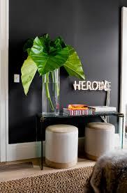 Ideen F Wohnzimmer Streichen Schwarze Wände 48 Wohnideen Für Moderne Raumgestaltung Freshouse