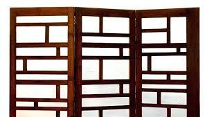wooden room dividers wood room dividers wooden divider screen 3 panel wood room divider