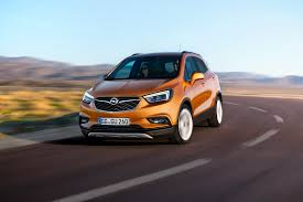 opel mokka interior even more adventurous u2013 the new opel mokka x