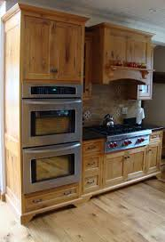 Reclaimed Cabinets - White oak kitchen cabinets