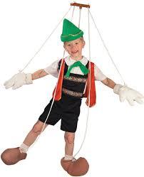 kids costume puppet pinocchio kids costume costume craze