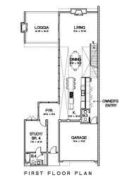 modern style house plan 3 beds 3 50 baths 3682 sq ft plan 449 11