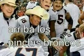 Memes De Los Broncos - memes arriba los broncos extremo deportivo