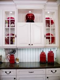 Red Kitchen White Cabinets Best 25 Red Accents Ideas On Pinterest Red Kitchen Accents Red