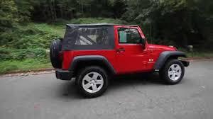 flame red jeep 2008 jeep wrangler x flame red 8l550443 kirkland redmond