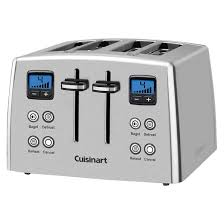 Target Hello Kitty Toaster Cuisinart 4 Slice Compact Toaster Stainless Steel Cpt 435 Target