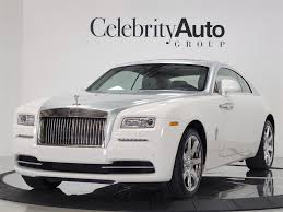 rolls royce white wraith 2014 rolls royce wraith 359k msrp for sale in sarasota fl