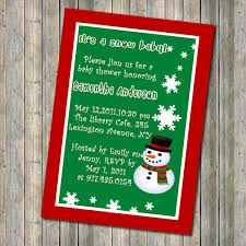 Christmas Baby Shower Invitations - baby shower invitations u2013 cheap baby shower invites u0026 ideas page 2