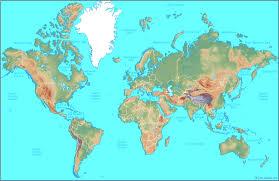 Beautiful World Map by Map Beautiful Of Eath Evenakliyat Biz