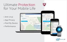 mcafee mobile security apk mcafee mobile security lock apk free productivity app