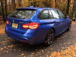 test drive 2016 bmw 328i xdrive sports wagon track handling pack