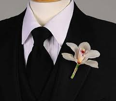 Orchid Boutonniere Prom Boutonnieres By Dodge The Florist In Portland Me