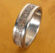 groom wedding band mr diamond s titanium wedding band weddingbee photo gallery