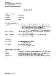 Lebenslauf Muster Jurist Lebenslauf Muster Und Tipps Zum Hamburg De