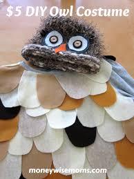 5 diy owl costume moneywise moms