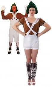 Oompa Loompa Halloween Costumes Cute Oompa Loompa Costumes Buy U0026 Hire Nz Partydudes